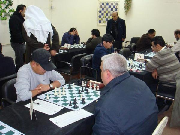 National Day Open Chess Tournament: Final Report